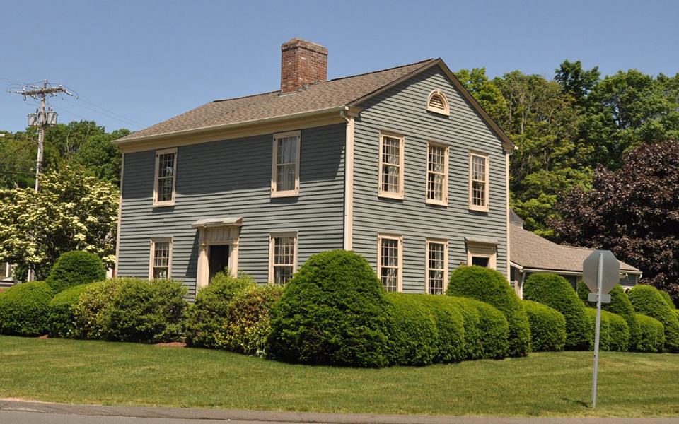 John Treadwell House