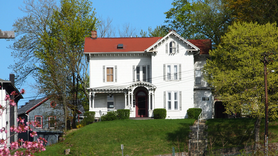 Laurel Hill Historic District