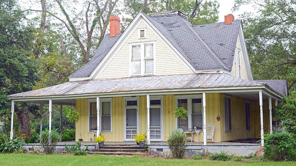 Dorminy-Massee House, National Register