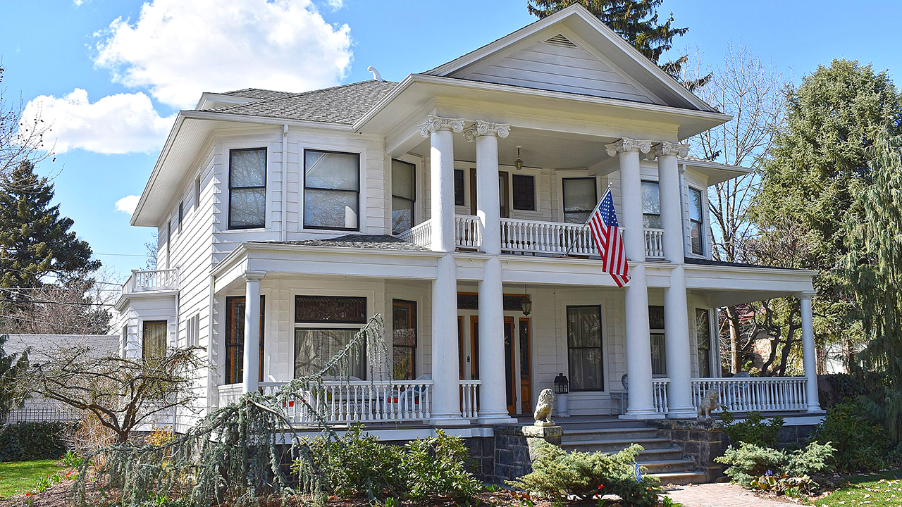 Harrison Boulevard Historic District