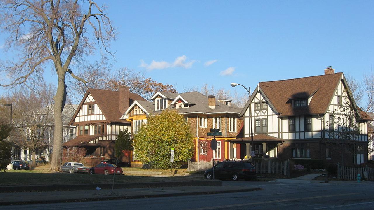 Herron-Morton Place Historic District