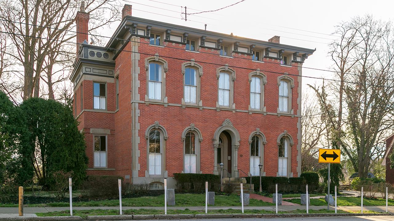 Hearn House, circa 1874