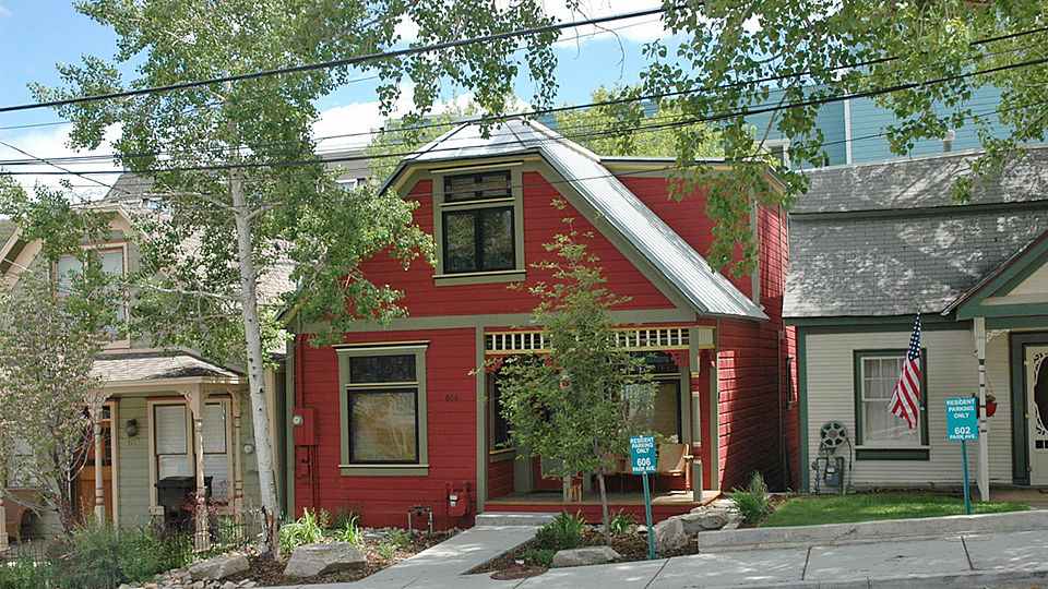 Historic Home in the City of Ogden, UT