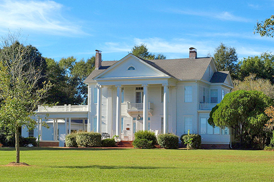Avant House, ca. 1914, 909 Sanford Road, Andalusia, AL, National Register