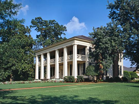 Arlington (Mudd-Munger House), ca. 1845, 331 Cotton Avenue, SW, Birmingham, AL, National Register, william s mudd