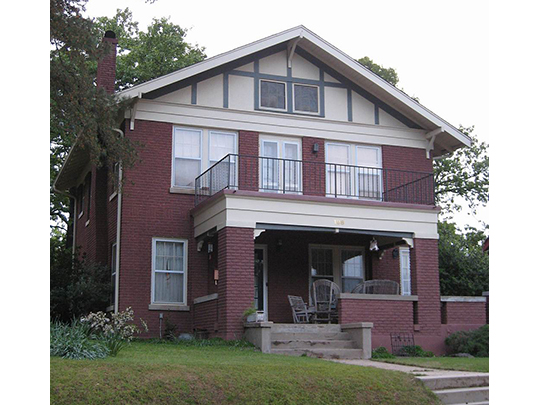The Herbert Williams House, 1711 Elm Street, Sumner, Washington