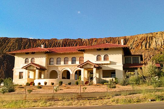 Walter Douglas House, Bisbee, AZ