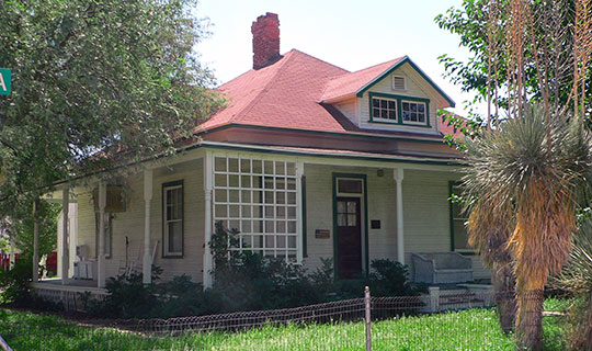 Smith-Beck House, ca. 1907, 425 Huachuca Street, Benson, AZ, National Register