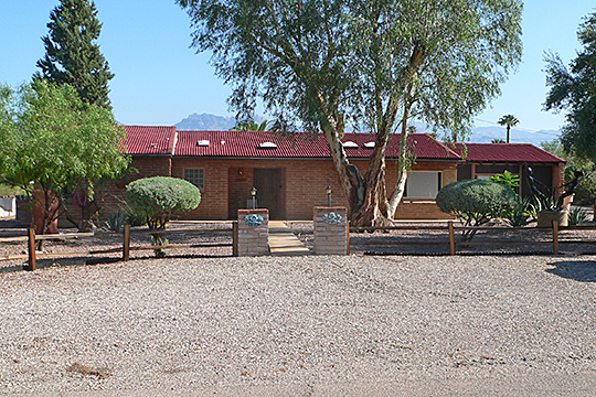 Harold Bell Wright Estates, ca. 1950s, 6451 East Shepherd Hills, Tucson, AZ, National Register