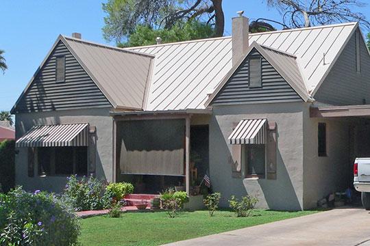 Period Revival House, ca. 1927, 905 North Lehmberg Avenue, Casa Grande, AZ, National Register