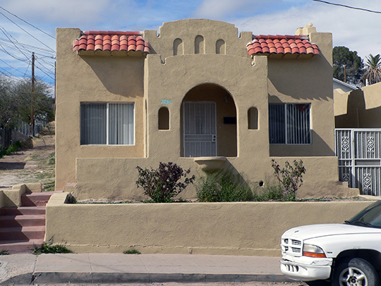 Mediterranean Cottage, ca. 1927, 533 North Potrero Avenue, Nogales, AZ, National Register