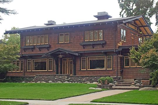 John T. Greene House, Sacramento