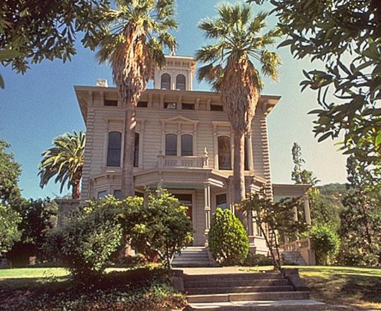John Muir National Historic Site, ca. 1883, 4202 Alhambra Avenue, Martinez, CA, National Register
