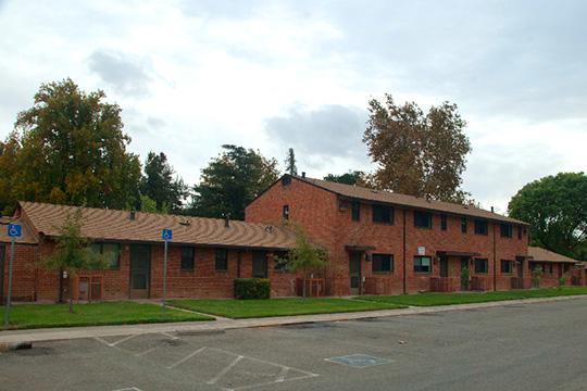 Split Level Unit in the New Helvetia Historic District, Sacramento, CA, National Register