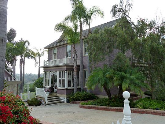 Charles Libby House, ca. 1902, 636 Rockledge Street, Oceanside, CA, National Register