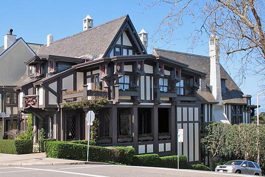 Roos House, 3500 Jackson St., San Francisco, CA.
