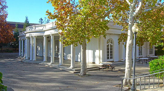 Le Petit Trianon, ca. 1892, 21250 Stevens Creek Boulevard, Cupertino, CA, National Register