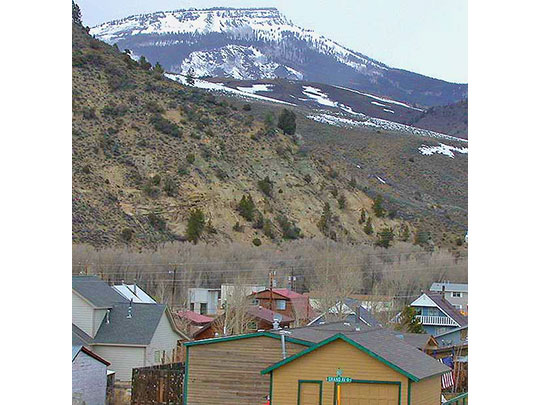 Homes in Hot Sulphur Springs, Colorado