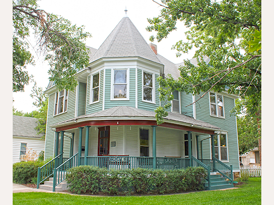 Glazier House, ca. 1912, 1043 10th Avenue, Greeley, CO, National Register