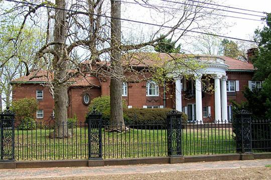 Beleden House, ca. 1908, 50 Bellevue Avenue, Bristol, CT, National Register