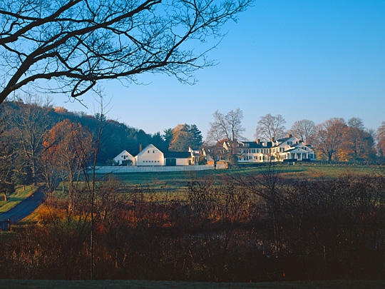 Hill-Stead, National Historic Landmark, Town of Farmington, Hartford County, CT