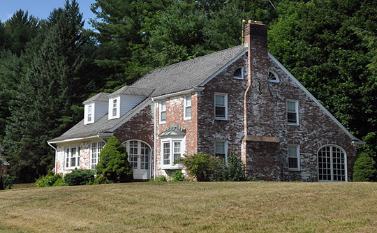 Mulville House, ca. 1931, Mountain Road, Norfolk, CT, National Register