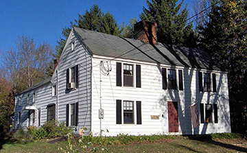 Torringford Street Historic District