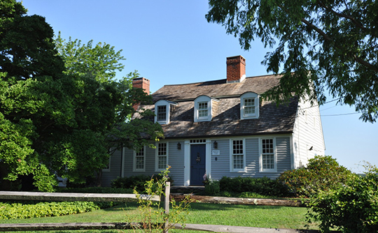 Home in the North Cove Historic District, Old Saybrook, CT