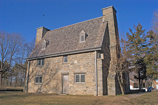 Henry Whitfield House, ca. 1639, 248 Old Whitfield Street, Guilford, CT, National Register