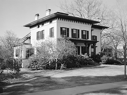 James Dwight Dana House, National Historic Landmark