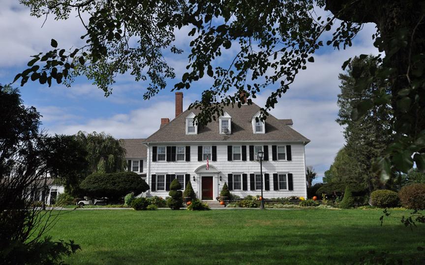 Matthew Bowen Homestead, ca. 1816, 94 Plaine Hill Road, Woodstock, CT, National Register