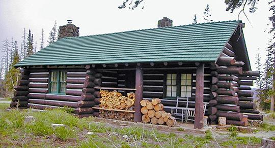 Caretaker's Cabin, ca. 1937, Cedar Breaks National Monument, Zion National Park, Utah, National Register