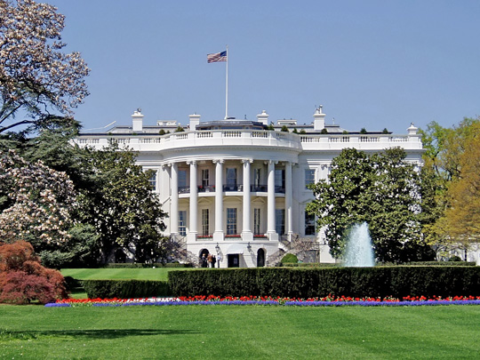 White House, 1600 Pennsylvania Avenue, Washington, D.C.
