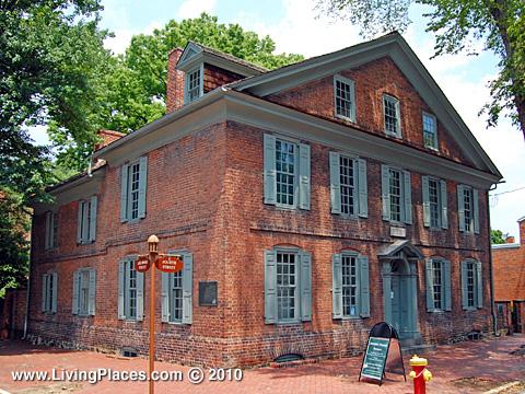 Amster House  circa 1770