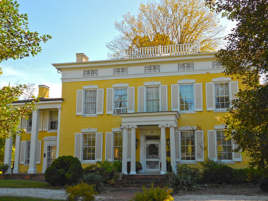 Causey Mansion, ca. 1763, 2 Causey Avenue, Victorian South Milford Historic District, Milford, DE, National Register