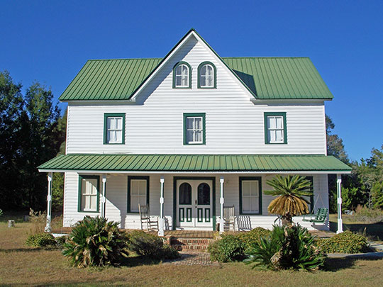 Schmidt-Godert Farm (Jacob Godert Farm), 100 State Road 2297, Panama City, FL, National Register
