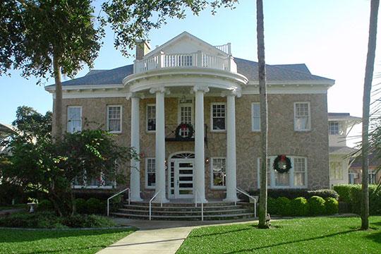 Porcher House, ca. 1916, 434 Delannoy Avenue, Cocoa, FL, National Register