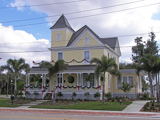 A. C. Freeman House, 639 East Hargreaves Ave, Punta Gorda, FL