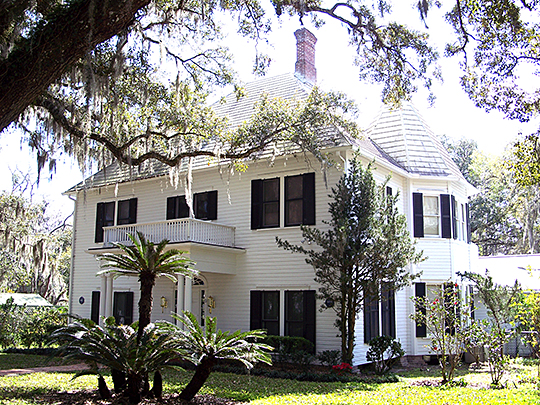 William Sherman Jennings House, 48 Olive Street, Brooksville, FL.