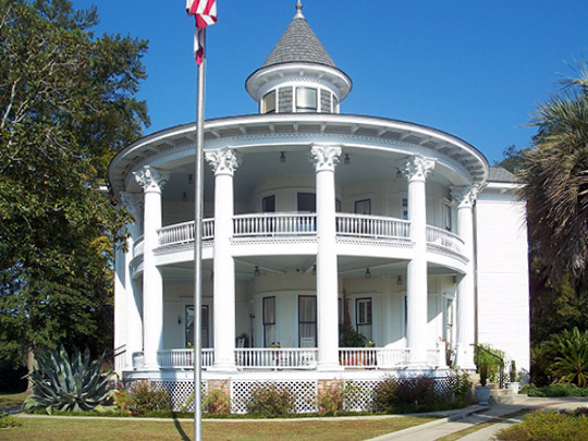 Joseph W. Russ, Jr. House, ca. 1895, 310 West Lafayette Street, Marianna, FL, National Register