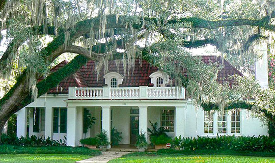 Covington House (Schendel House), ca. 1927, 328 Cortez Street, Tallahassee, FL, National Register