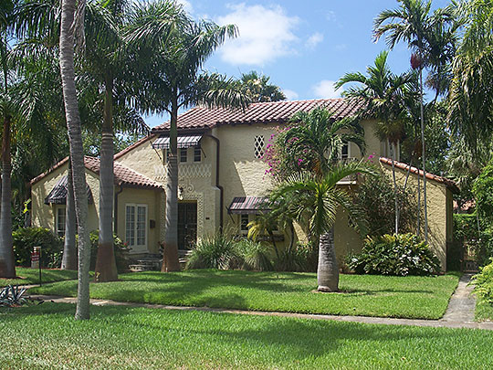 Shoreland Company House, 98th Street, Miamia Shores, Florida, National Register