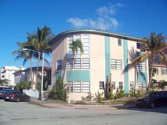 North Shore Historic District, Miami Beach, FL, National Register