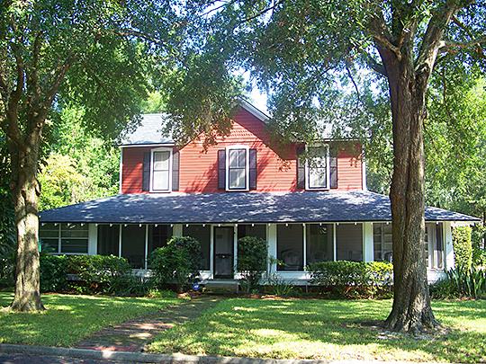 Mitchill-Tibbetts House (Miner House), 21 East Orange Street, Apopka, FL, National Register