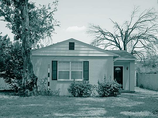Home on North Shore Terrace, ca. 1920s, North Lake Ivanhoe Historic District, Orlando, FL