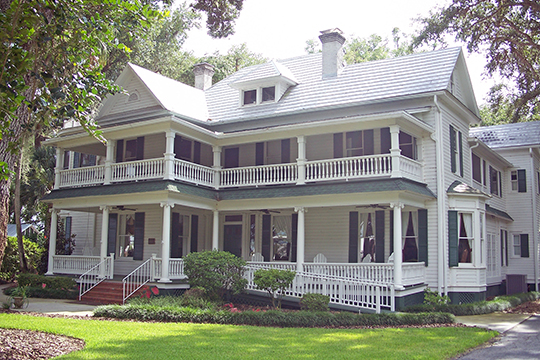 Luther F. Tilden House, ca. 1877, 940 Tildenville School Road, Winter Garden, FL, National Register