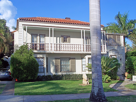 Norton House, 253 Barcelona Road, West Palm Beach, FL