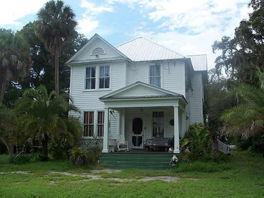 Ingleside (William B. F. Leech House), ca. 1889, 333 South Bayshore Boulevard, Safety Harbor, FL, National Register