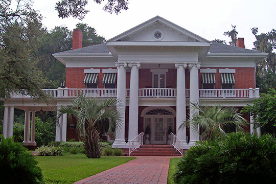 John J. Swearington House, ca. 1923, 690 East Church Street, Bartow, FL, National Register