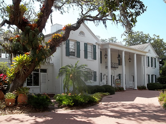 Christy Payne Mansion, 800 South Palm Avenue, Sarasota, FL, National Register